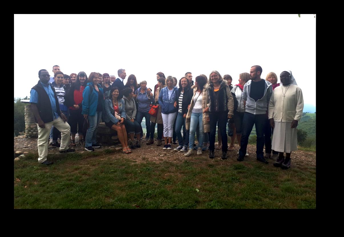 Une journée de Pré rentrée exceptionnelle pour le lycée sainte-Geneviève de Chambery