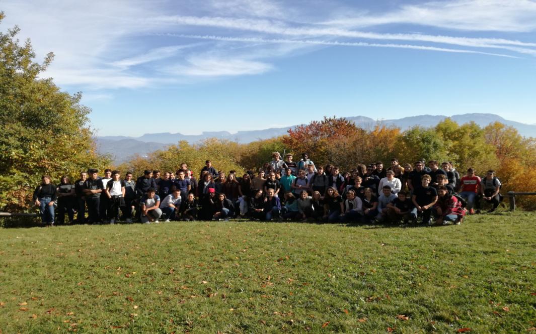 Une première à Parménie: une rencontre des élèves délégués des classes de Seconde
