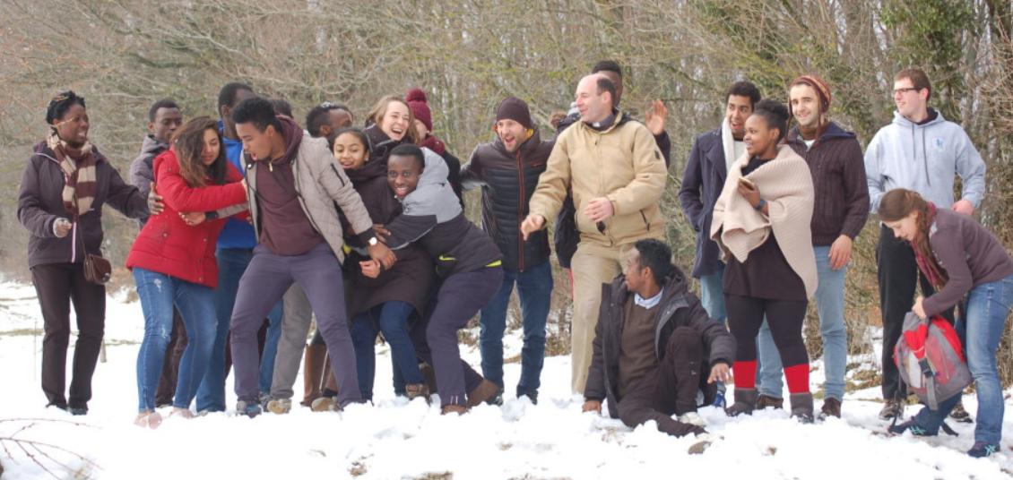Alive, la pastorale des jeunes de Villeurbanne